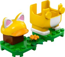 Набор LEGO 71372 Cat Mario Power-Up Pack