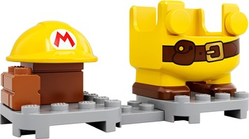 Набор LEGO 71373 Builder Mario Power-Up Pack