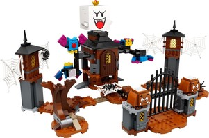 Набор LEGO 71377 King Boo and the Haunted Yard Expansion Set
