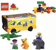 Набор LEGO 7339 Friendly Animal Bus