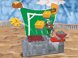 Набор LEGO 7436 Sporty's Jumping Gym
