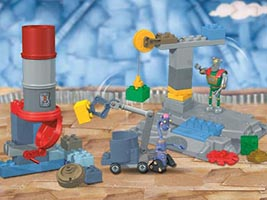 Набор LEGO 7439 Stretchy's Junk Yard