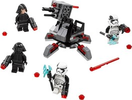 Набор LEGO 75197 First Order Specialists Battle Pack