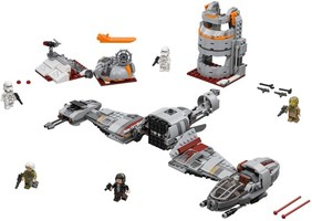 Набор LEGO 75202 Defense of Crait