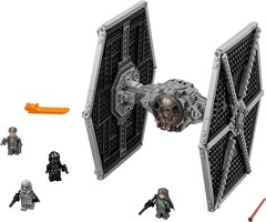 Набор LEGO 75211 Imperial TIE Fighter