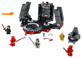 Набор LEGO 75216 Snoke's Throne Room