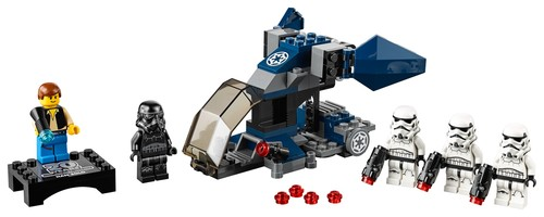 Набор LEGO 75262 Imperial Dropship