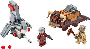 Набор LEGO 75265 T-16 Skyhopper vs. Bantha Microfighters