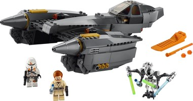 Набор LEGO 75286 General Grievous's Starfighter