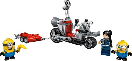 Набор LEGO 75549 Unstoppable Bike Chase