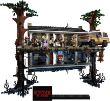Набор LEGO 75810 The Upside Down