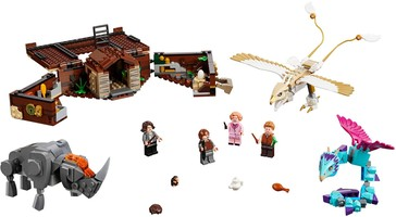 Набор LEGO 75952 Harry Potter Чемодан Ньюта Саламандера