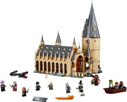 Набор LEGO 75954 Harry Potter Большой зал Хогвартса