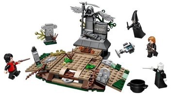 Набор LEGO 75965 The Rise of Voldermort
