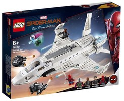 Набор LEGO 76130 Stark Jet and Drone Attack