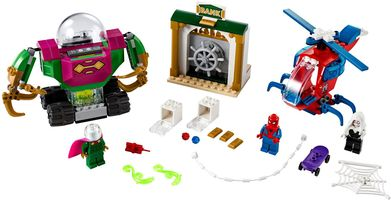 Набор LEGO 76149 The Menace of Mysterio