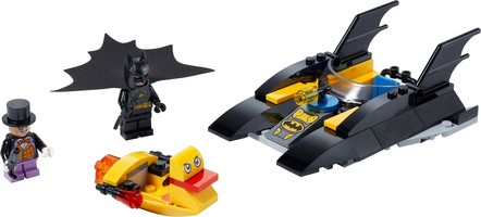 Набор LEGO 76158 Batboat The Penguin Pursuit!