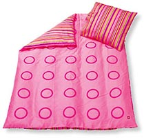Набор LEGO 810022 Duplo Bedding Pink - Junior