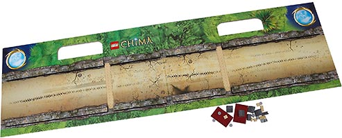 Набор LEGO 850776 Legends of Chima Playmat