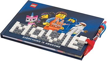 Набор LEGO 850898 THE LEGO Movie Stationery Set