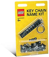 Набор LEGO 851627 Key Chain Name Kit