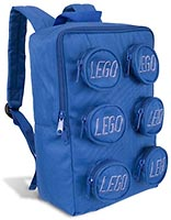 Набор LEGO 851903 LEGO Brick Backpack Blue