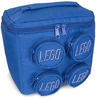 Набор LEGO 851918 LEGO Brick Lunch Bag Blue