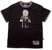 Набор LEGO 852204 Police Officer Minifigure T-shirt
