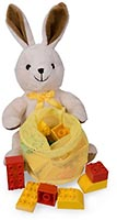 Набор LEGO 852217 Plush Bunny with Duplo Bricks