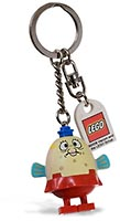 Набор LEGO 852238 Mrs. Puff Key Chain