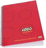 Набор LEGO 852395 Writing Pad