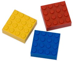 Набор LEGO 852467 Magnet Set Small (4x4)