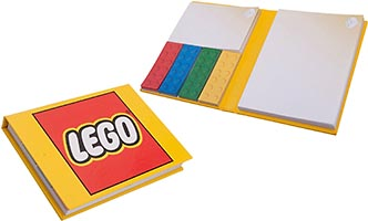 Набор LEGO 852689 LEGO Brick Sticky Notes