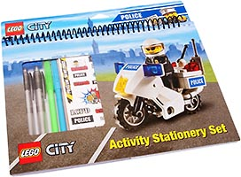 Набор LEGO 852703 City Activity Book