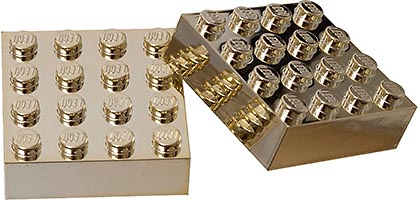 Набор LEGO 852745 Metallized Magnet Set