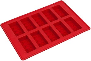 Набор LEGO 852768 LEGO Ice Brick Tray Red