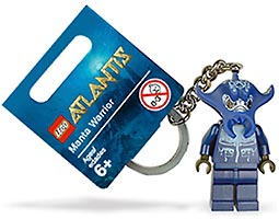 Набор LEGO 852775 Manta Warrior Key Chain