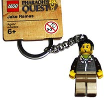 Набор LEGO 853166 Jake Raines Key Chain