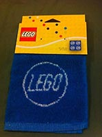Набор LEGO 853209 Small blue towel