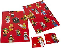 Набор LEGO 853240 Minifigure Wrapping Paper
