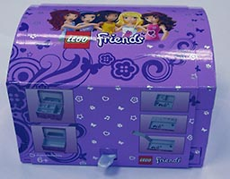 Набор LEGO 853394 Friends jewellery box