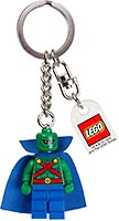 Набор LEGO 853456 Martian Manhunter Key Chain