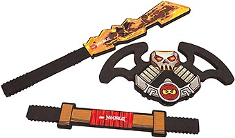 Набор LEGO 853529 NINJAGO Customizable Sword