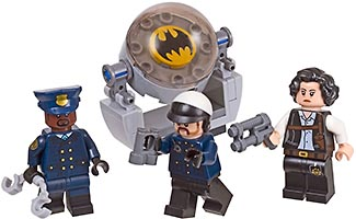 Набор LEGO 853651 The LEGO Batman Movie Accessory Set