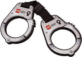 Набор LEGO 853659 City Police Handcuffs