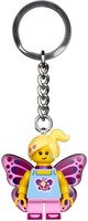 Набор LEGO 853795 Butterfly Girl Key Chain
