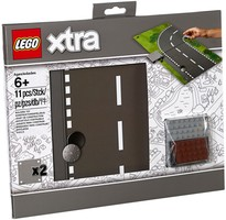 Набор LEGO 853840 Play Mat Roads