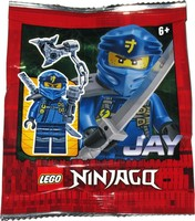 Набор LEGO 892064 Jay with Sprocket chain and Katana
