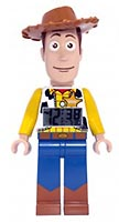 Набор LEGO 9002731 Toy Story Woody Minifigure Clock