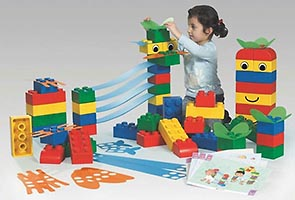 Набор LEGO 9024 LEGO Soft Imagination Set